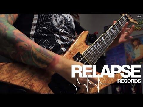 "REVOCATION - ""Spastic"" David Davidson Guitar Performance Video"