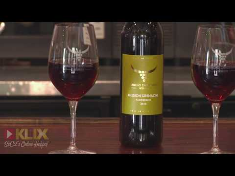 Origins of Rancho Capistrano Winery - Andii with owner Kyle Franson