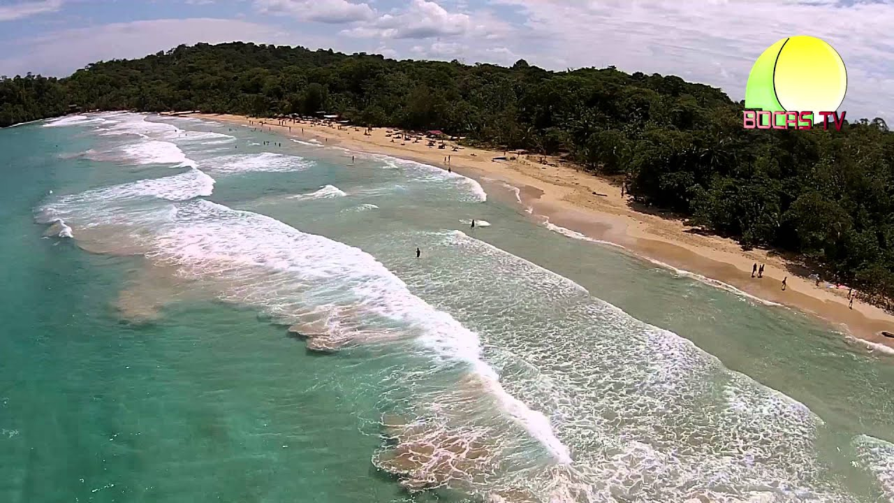 Red Frog Beach Island Resort Certified For Its: Bocas Del Toro [AERIAL FILM]