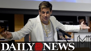 Breitbart's Editor Calls Milo Yiannopoulos Pedophilia Comments 'Absolutely Indefensible'