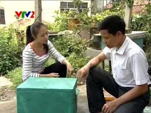 nuoi ong bang thung xop