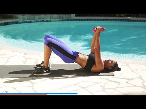 Full Body Workout - Full Body Workout At Home : Full Body Work Out With Dumbbells