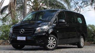 Avaliação Mercedes-Benz Vito Tourer 119 Luxo 7+1(, 2016-10-03T21:00:00.000Z)