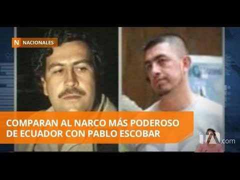 Alias Gerald lideraba desde hace dos años una banda de narcotráfico - Teleamazonas