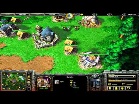 TH000 [Hum] vs. Fly [Orc] (Twisted Meadows) Full HD