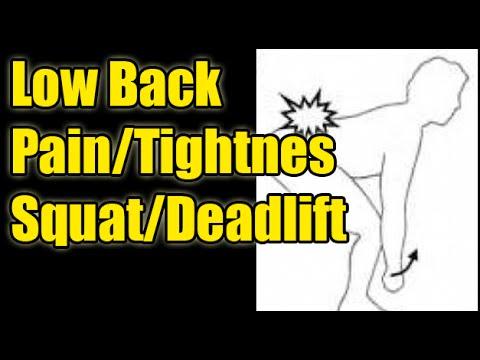 hqdefault - Back Pain Squats Deadlifts