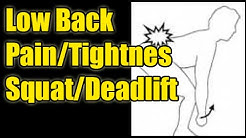 hqdefault - Back Pain From Squats And Deadlifts