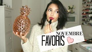 Favoris Novembre ♡ November Favourites