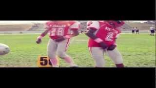 Steinbeck cubs 2012 football highlights