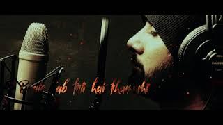 THAPKI  ANSHUL JOSHI  LYRICAL VIDEO  KHUDRANG MUSIC STUDIO