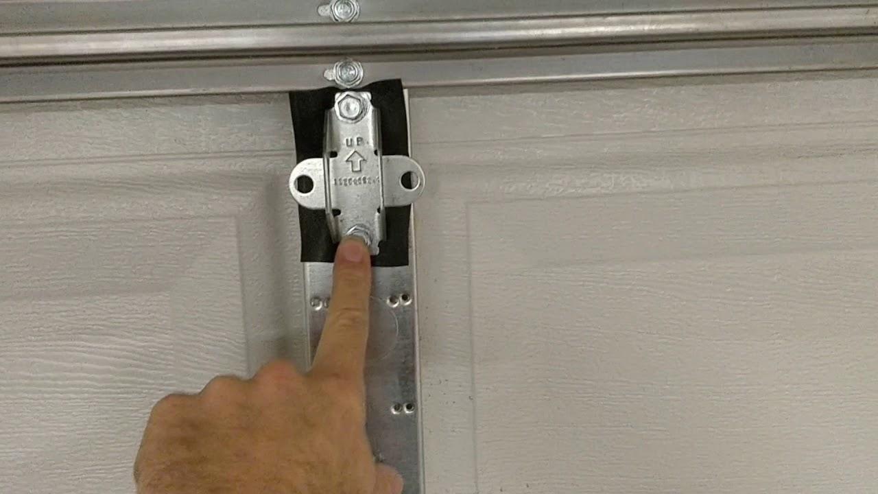 Chamberlain B730 Garage Door Opener Installation How To
