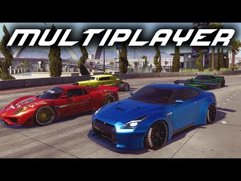 Need for Speed Payback Multiplayer Speedlist Take Two - Maxed Out 399 GT-R