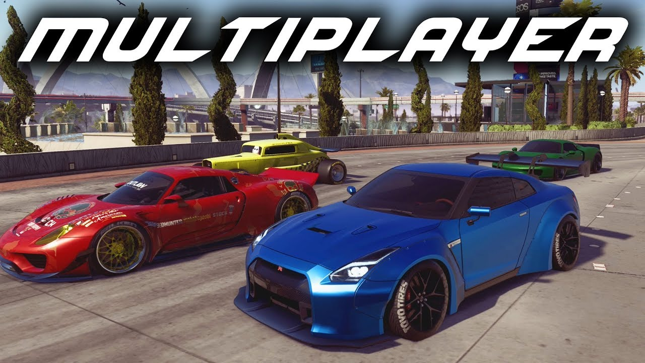 Need For Speed Payback Multiplayer Speedlist Take Two Maxed Out 399 Gt R Youtube