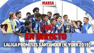 V Torneo Internacional LaLiga Promises Santander, en directo I MARCA