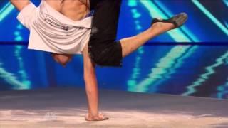 America's Got Talent 2014 - Auditions - Andrey Moraru