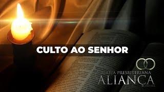 Preservados por Deus - AO VIVO. Pb. Aldo Tumolin