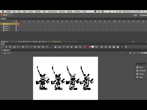 Illustrate & Animate in Adobe Flash CC - 15 Things you Need to Know