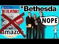 Bethesda Does Not Want You Selling Their Games! - FUgameNews