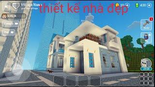 Block Craft 3D┃Tổng hợp xây nhà đỉnh cao ┃ HN TV screenshot 1