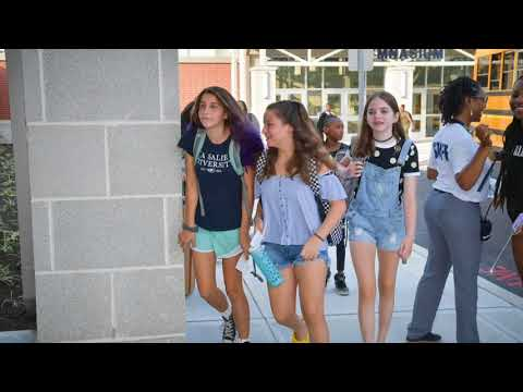 Cedarbrook Middle School 2018-2019 Day One Slideshow