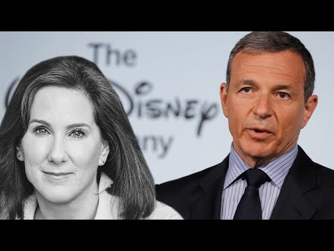 The Kathleen Kennedy/Bob Iger Drama Gets Even More Interesting!