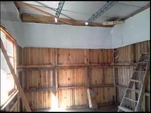 Como hacer una casa con palets youtube - Como hacer una barra con palets ...