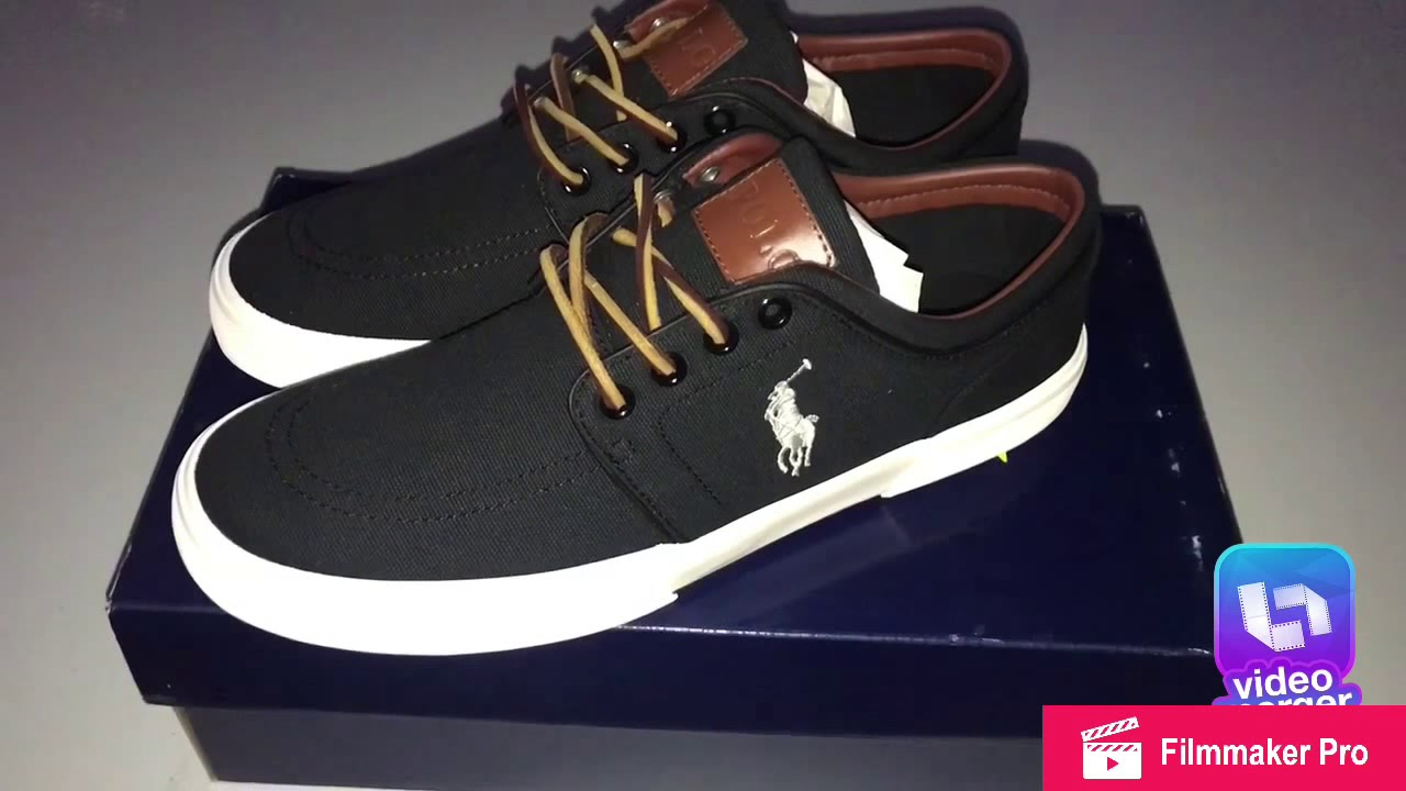 Polo Ralph Lauren , Khaki Canvas   ModeSens   Polo shoes