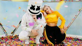Marshmello & Anne-Marie - FRIENDS / STATUS (Music Video) *OFFICIAL FRIENDZONE ANTHEM STATUS*