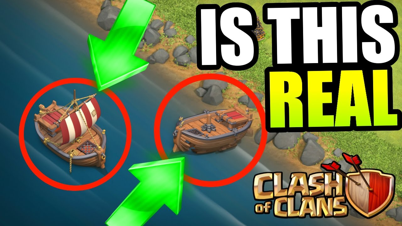 Clash Of Clans - THIS NEW UPDATE LEAK IS INSANE! - POSSIBLE ...