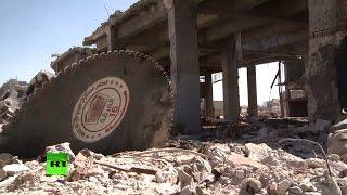 Красный Крест: работа сотрудников гуманитарных организаций в Сирии стала самой опасной в мире