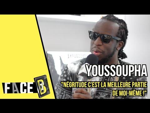 Youtube: Youssoupha:«Négritude c'est la meilleure partie de moi-même!»   interview #NGRTD