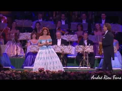 André Rieu and Suzan Erens  I Belg To Me 2008