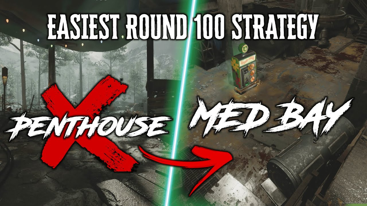 Download *Easiest* HIGH ROUND STRATEGY for DIE MASCHINE (Easy High Round Strategy Black Ops Cold War Zombies)