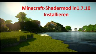 Minecraft Shader Installieren (in 6 Minuten) [GERMAN]
