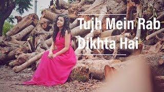 Download Tujh Mein Rab Dikhta Hai - Unplugged | Shreya Karmakar ( Cover) | Rab Ne Bana Di Jodi | Female Cover