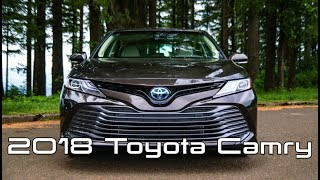 2018 Toyota Camry First Take