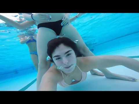 GoPro 3+ underwater Pool time
