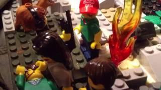 Лего Зомби Апокалипсис 3 серия