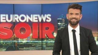 Euronews Soir : l'actualité de ce jeudi 3 octobre