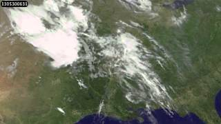 Satellite Video Captures Severe Outbreak of May 26 to June 1