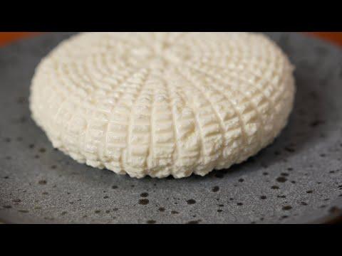 Адыгейский сыр. Рецепт 2019. Самый домашний сыр