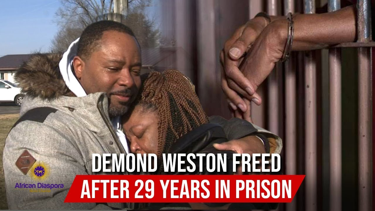 Desmond Weston Freed After 29 Years In Prison For Crime He Didn't Commit