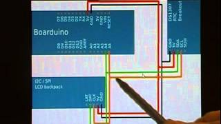Repeat youtube video Arduino Real Time Clock with LCD