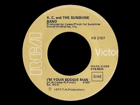 KC & The Sunshine Band ~ I'm Your Boogie Man 1977 Disco Purrfection Version