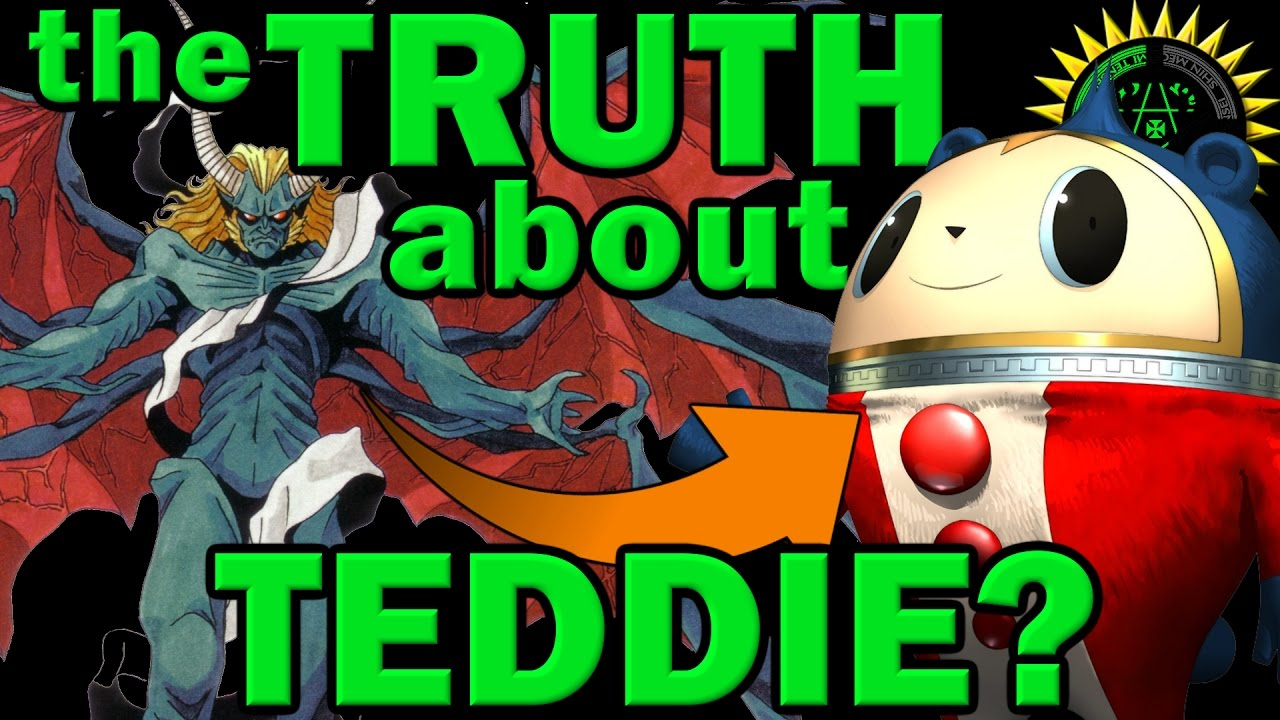 persona Teddie Is Lucifer Youtube - 4 Fitheory