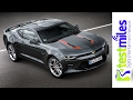 An in depth look : Chevy's 50th Anniversary 2017 Camaro