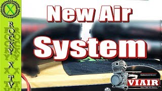 New Air System Build, Project Dirty Willy Ep.33