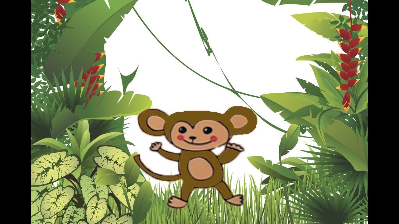 Cómo Dibujar Un Mono. Aprende A Dibujar Animales De La