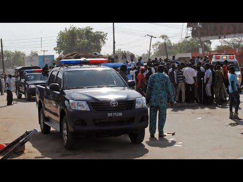 Nigeria: At least 50 killed in mosque terror bombing