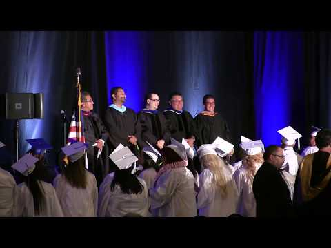 2017 Adult & Career Education Commencement Ceremony